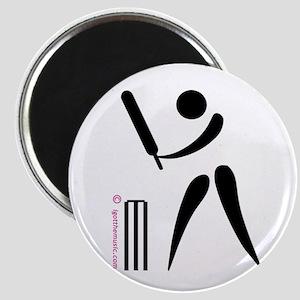 Cricket Black Magnet