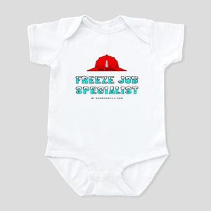 Freeze Job Specialist Infant Bodysuit
