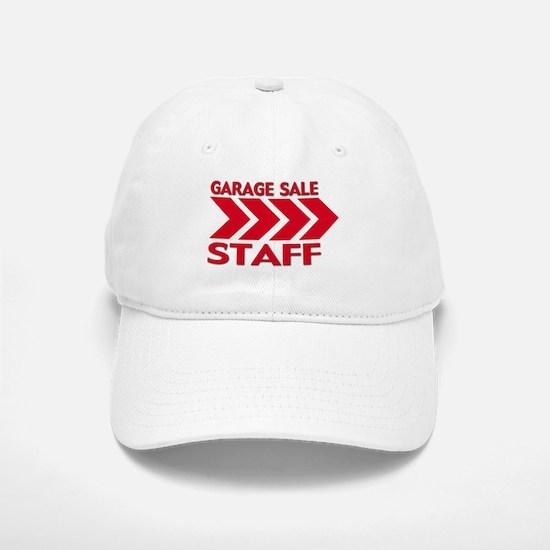 Garage Sale Baseball Baseball Cap