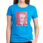 Tesla-2 Women's Dark T-Shirt