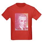 Tesla-2 Kids Dark T-Shirt