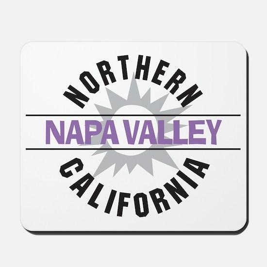 Napa Valley California Mousepad