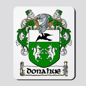 Donahue Coat of Arms Mousepad