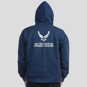 PERSONALIZED USAF Logo Sweatshirt