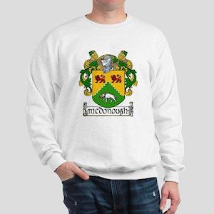 McDonough Coat of Arms Sweatshirt