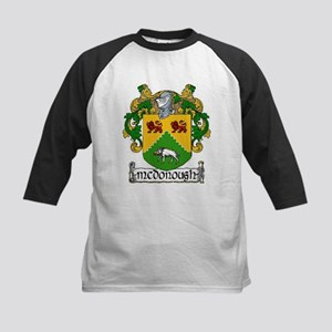 McDonough Coat of Arms Kids Baseball Jersey
