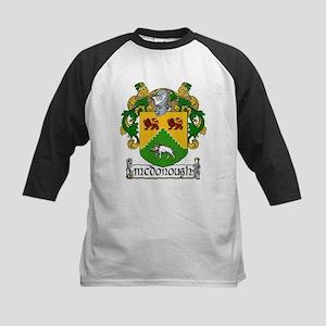 McDonough Coat of Arms Kids Baseball Jersey