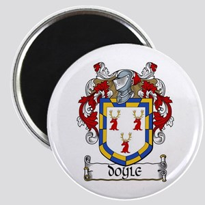"""Doyle Coat of Arms 2.25"""" Magnet (10 pack)"""