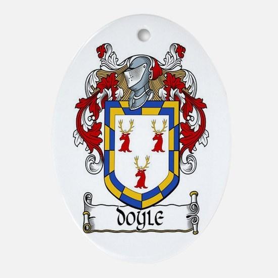 Doyle Coat of Arms Keepsake Ornament
