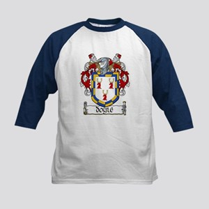 Doyle Coat of Arms Kids Baseball Jersey