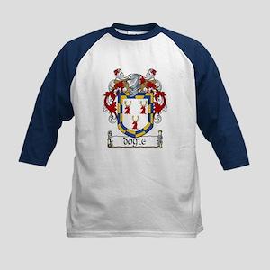 Doyle Coat of Arms Kids Baseball Jersey