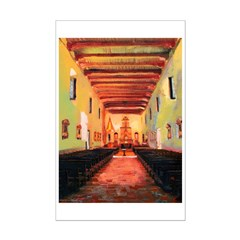 Mission San Diego Posters
