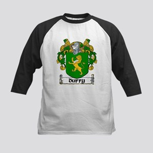 Duffy Coat of Arms Kids Baseball Jersey