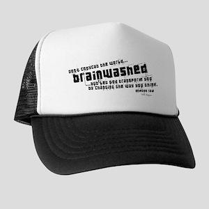 Brainwashed Trucker Hat