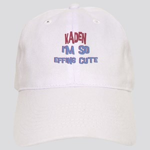 Kaden - So Effing Cute Cap