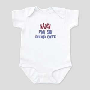 Kaden - So Effing Cute Infant Bodysuit