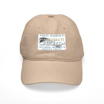 Celebrate Greece and Greeks Cap