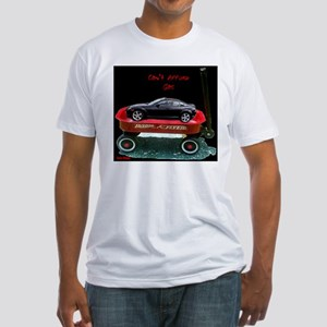 Can't Afford Gas Fitted T-Shirt