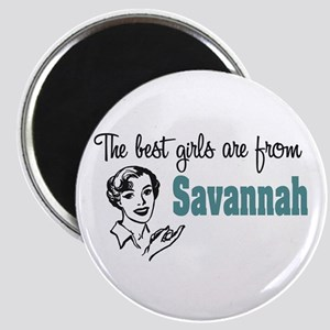 Best Girls Savannah Magnet