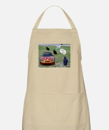Who's Iron Man BBQ Apron