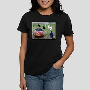 Who's Iron Man Women's Dark T-Shirt