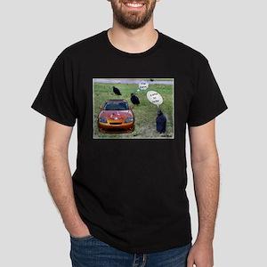 Who's Iron Man Dark T-Shirt