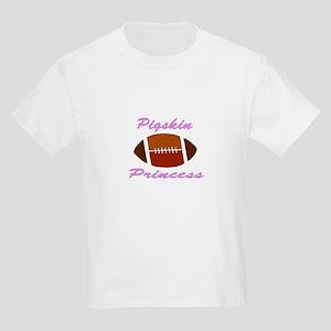 Pigskin Princess Kids Light T-Shirt