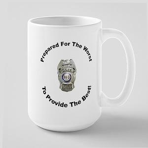 Law Enforcement Large Mug