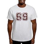 Number 69 Light T-Shirt
