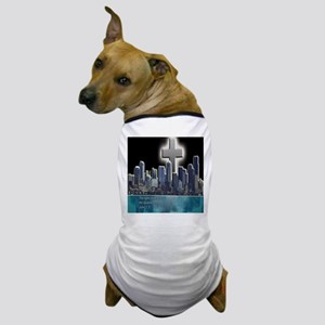 Light in Darkness Dog T-Shirt