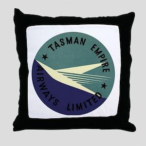 Tasman Empire Throw Pillow