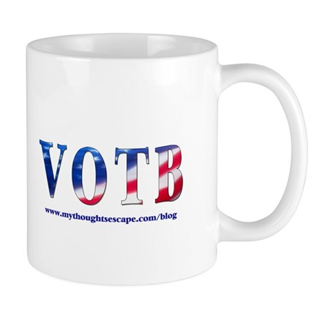 VOTB: Vote Out The Bums Coffee Mug