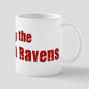 Obey the Common Ravens Mug