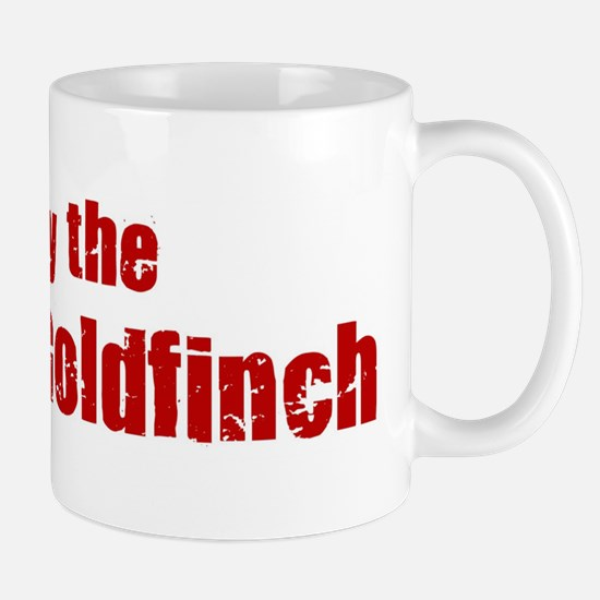 Obey the Lesser Goldfinch Mug