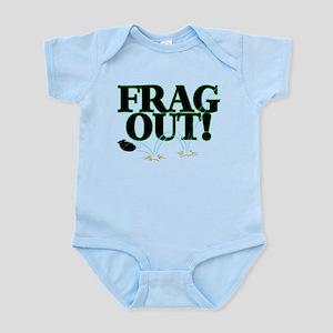 Frag Out Infant Bodysuit