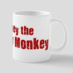 Obey the Snow Monkey Mug