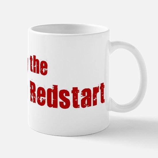 Obey the American Redstart Mug