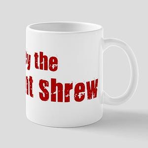 Obey the Elephant Shrew Mug