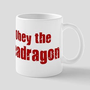 Obey the Seadragon Mug