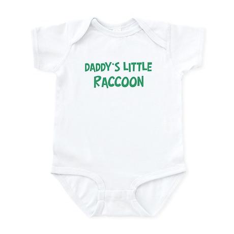 Daddys little Raccoon Infant Bodysuit