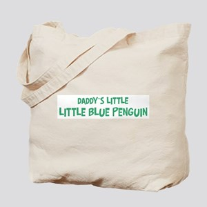 Daddys little Little Blue Pen Tote Bag