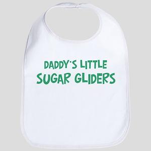 Daddys little Sun Bears Bib