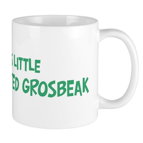 Daddys little Rose-Breasted G Mug
