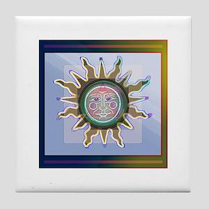 Recovery SUN Tile Coaster