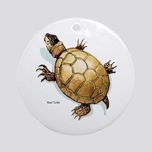 Mud Turtle Keepsake (Round)