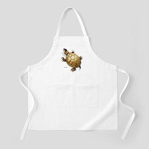 Mud Turtle BBQ Apron