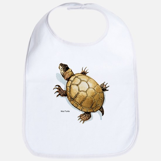 Mud Turtle Bib