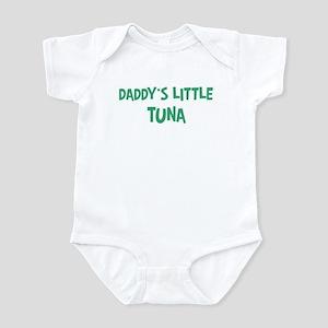 Daddys little Tuna Infant Bodysuit