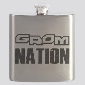 Grom Nation Flask