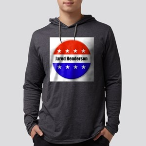 Jared Henderson Long Sleeve T-Shirt